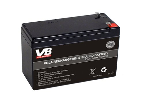 Razor E300 12v 9ah Scooter Battery : Replacement