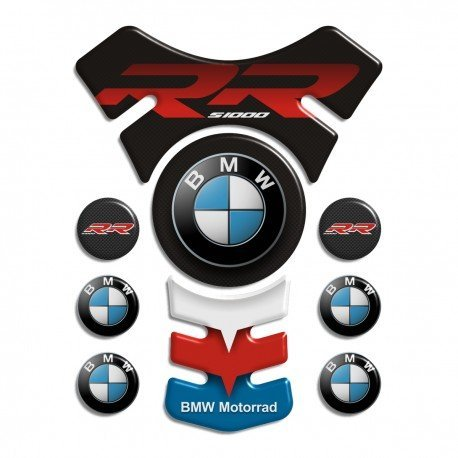 Motorbike Tank Pad Protector Motorcycle Scratch Pad compatible BMW S1000RR Sport Elite
