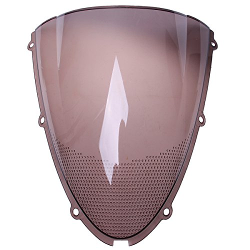 POSSBAY Motorcycle Windshields for Kawasaki ZX6R 2005-2008