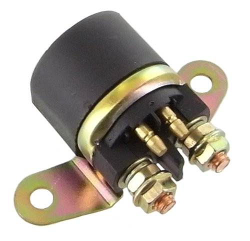 Suzuki Motorcycle NEW Starter Solenoid Relay 1985 GS300 1985-1988 GS450 1989-1996 GS500
