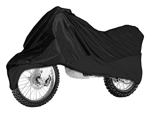 Black Motorcycle Cover For Ducati S2R motorcycle cover M