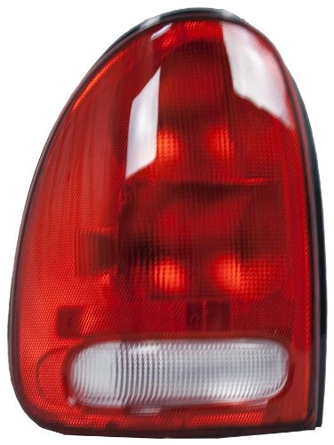 OE Replacement ChryslerDodgePlymouth Driver Side Taillight Assembly Partslink Number CH2800125