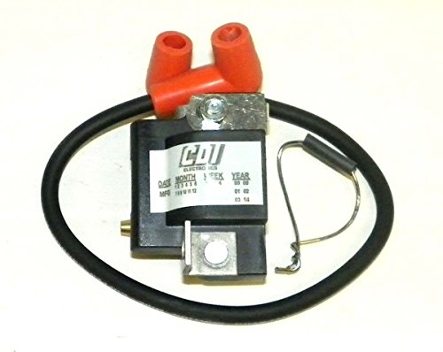 Chrysler Force Magneto Ignition Coil 125 Hp 1989 Model Drive A and B WSM 182-4475 OEM 615475 684475 F615475 F684475 300-888791
