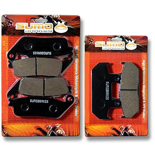 Sumo - Suzuki Front  Rear Performance Brake Pads AN 650 Burgman Executive  Skywave