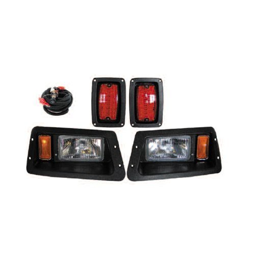 Yamaha G14 - G22 Golf Cart Headlight LED Tail Light Kit by PARTS Direct