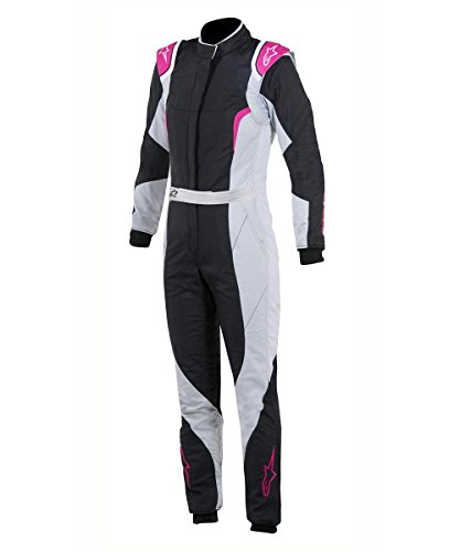Alpinestars STELLA GP PRO Suit BlackGrayPurple Size 48