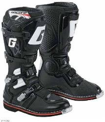 Gaerne GX-1 Motocross Boots - Black Size 10 - 45-5213