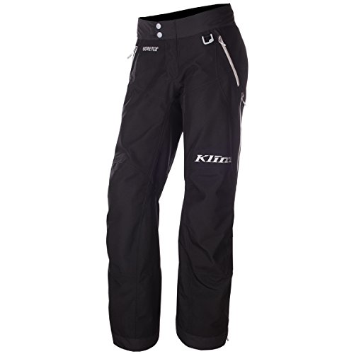 Klim Alpine Womens Ski Snowmobile Pants - Black  X-Large