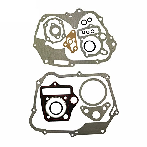JA-ALL Engine Gaskets Set 52mm for 110cc 125cc ATV Quade