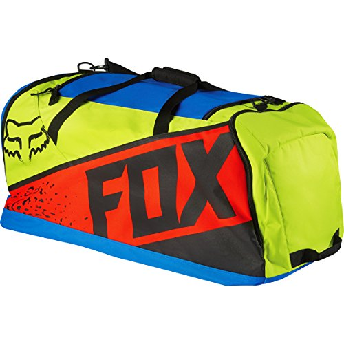 Fox Racing Podium 180 Divizion Sports Gear Bag - BlueYellow  One Size