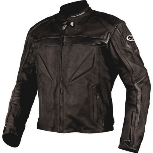 AGV Sport Willow Motorcycle Jacket Black EU 54