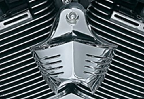 i5Â Chrome Horn Cover for Harley Davidson