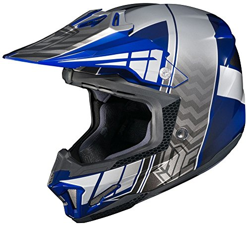 HJC CL-XY 2 Cross Up MC2 Youth Motocross Helmet - Medium