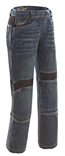 Joe Rocket Rocket 30 Mens Denim Motorcycle Pants - 32