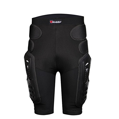 Cather Store Protective Armor Pants Hockey Knight Gear for Motorcycle Motocross Racing Ski Protect Pads Sports Hips Legs Large