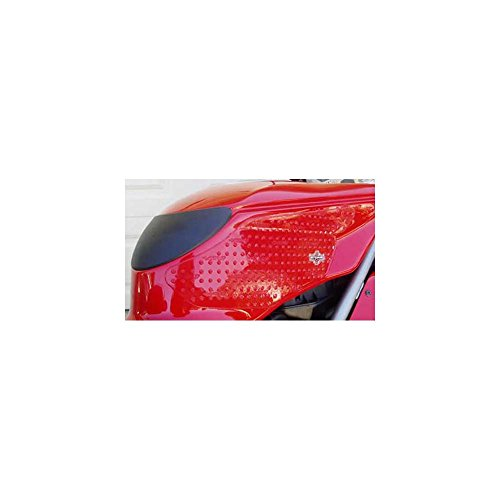 Stompgrip Ducati HyperMotard 08-12 Traction Pad Tank Kit - Clear
