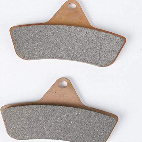 New Front Semi-Metallic Brake Pads Replacement For Ducati 851 Strada 850cc 1989 See Notes