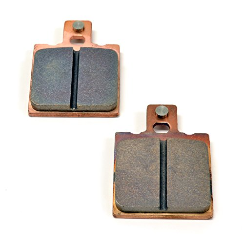 Ducati 888 Superbike Strada 94-95 Rear Performance Brake Pads by Niche Cycle Supply
