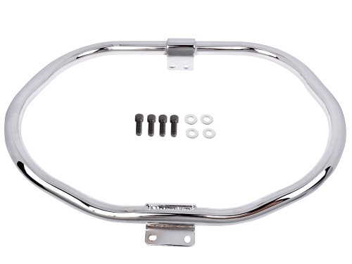 TMSÂ Chrome Engine Highway Guard Crash Bar for 04-12 Harley Davidson Sportster Xl Xr