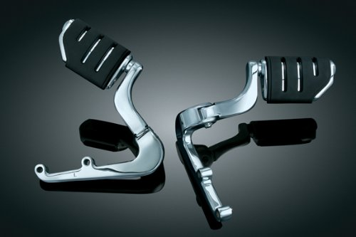 Kuryakyn Passenger Cruise Pegs for Gold Wing - Chrome