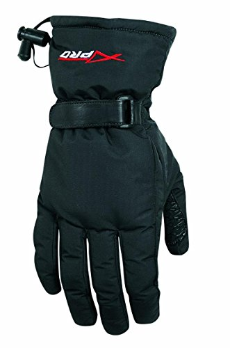 Waterproof Thermal Warm Apparel Motorcycle Scooter Textile Gloves Touring S