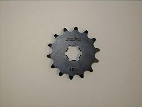 Sunstar 10413 13-Teeth 420 Chain Size Front Countershaft Sprocket