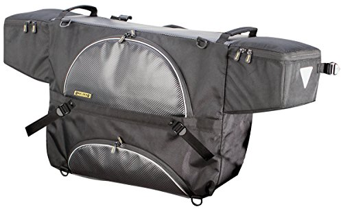Nelson-Rigg RG-004 Black UTV Rear Cargo Bag
