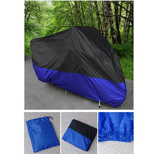 L-B2 Motorcycle Cover For Kawasaki KZ650 Cafe Racer