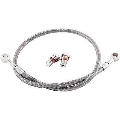 HONDA 1995-1998 CBR 600 F3 GALFER REAR STAINLESS STEEL BRAIDED BRAKE LINE KIT
