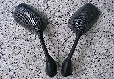 i5 Carbon Mirrors to fit Yamaha YZF R6 2006-2007 R1 2002-2008