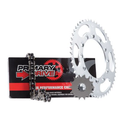 Primary Drive Steel Kit X-Ring Chain for Kawasaki KFX 450R 2008-2014