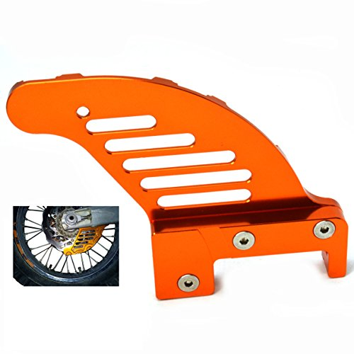 Rear Brake Disc Guard Protector For KTM XCW200 250 300 450 XCF250 300 450 505 XCFW250 300 MXC150 300 450 EXCR250 450 XCRW450Orange