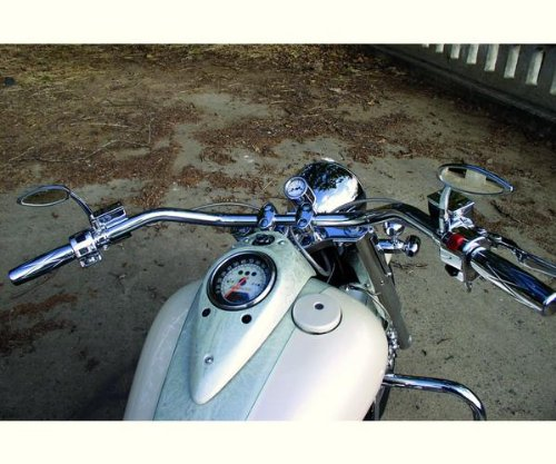 Baron Custom Accessories Star Bar Handlebar BA-7300-00