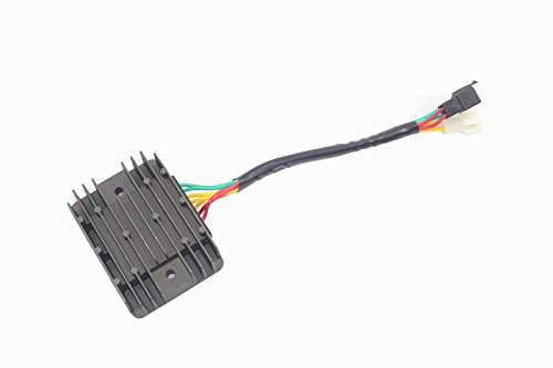 Tencasi Voltage Regulator Rectifier For Ducati 748 R 1999-2002 Monster 695 2007-2008 Monster 750 1998-2002 Monster 1000 S4RS 2006-2008
