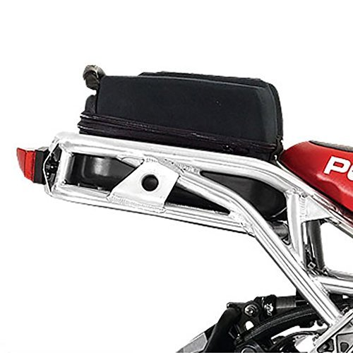 Genuine Pure Polaris Snowmobile Switchback Water-Resistant Rear Rack Bag pt 2878731