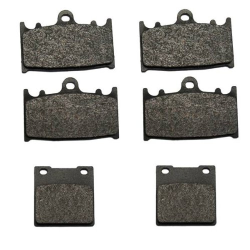1997-2003 Suzuki GSXR 600 Front Rear Brake Pads
