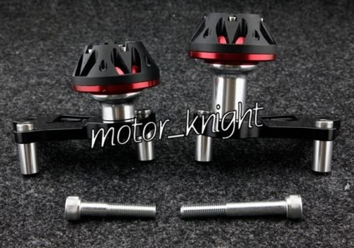 Decal Story Crash Pads Frame Sliders Engine Protector For Suzuki 2006-2012 GSXR 600 750 Red