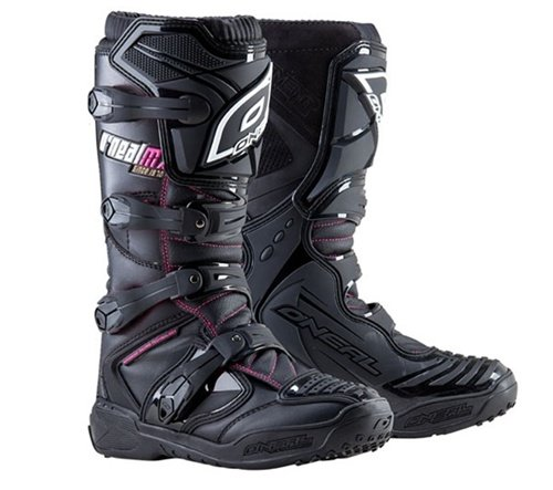 Oneal Element Womens Motocross Boots - Pink 5