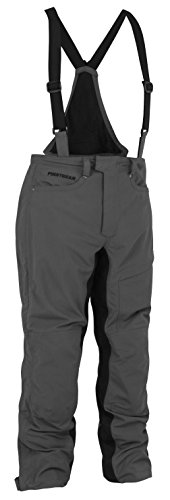 Firstgear 375 Kilimanjaro Textile Pants Distinct Name Gray Gender MensUnisex Primary Color Gray Size 40 Size Modifier Tall FTP150101M40T