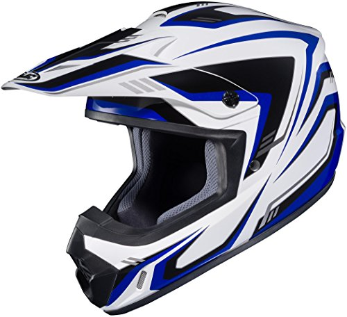 HJC CS-MX II Edge Helmet MC-2 X-Large XF-21-326-925