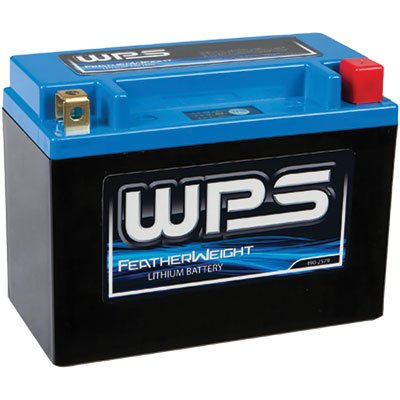 WPS Featherweight Lithium Ion Battery for Kawasaki Ninja ZX-12R 2000-2005