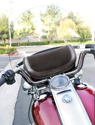 T-Bags Road King Windshield Bag - --