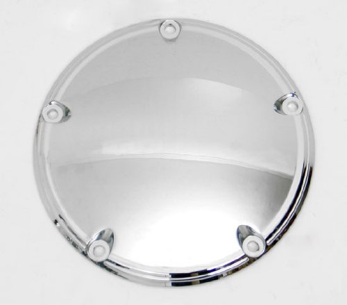 Chrome Derby Cover for Harley-Davidson Twin Cam 88