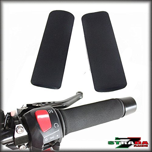 Strada 7 Motorcycle Foam Grip Covers for Ducati 916 SP 916 SPS 996 996R 996S