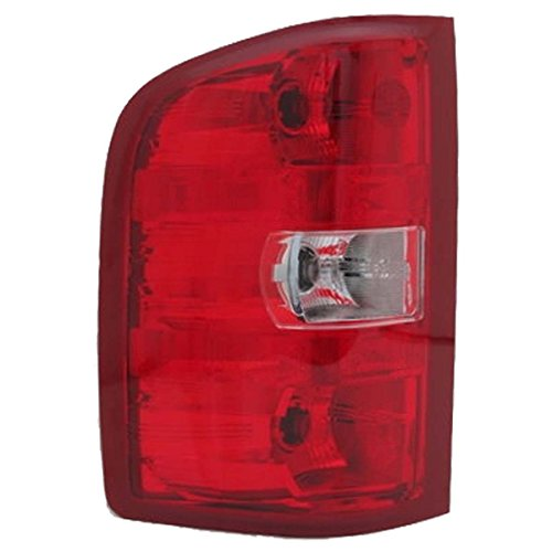 Aftermarket Replacement Replacement Driver Side Taillight Assembly