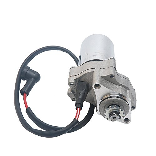 VideoUPTMStarter Motor for 50cc 70cc 90cc 110cc Kids ATVs with Under Engine PositionBombardier Kawasaki Polaris Kazuma Redcat and Suzuki Kids Models from 50cc to 110cc
