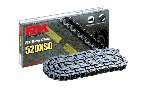 RK 520 XSO RX-Ring Chain - 120 Links  Chain Type 520 Chain Length 120 Chain Application All 520XSO120