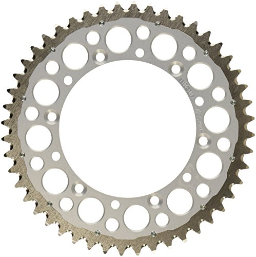 Renthal 1120-520-48GPSI Twinring Silver 48 Tooth Rear Sprocket