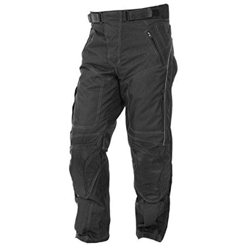 Newfacelook Mens Designer Protective Thermal Motorbike Waterproof Trousers Pants
