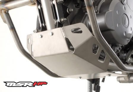 2009 BMW F800GS Dirt Bike Skid Plate